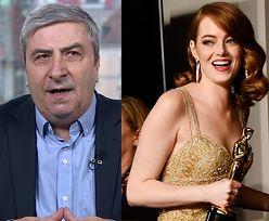 """Krytyk filmowy o Oscarze dla Emmy Stone. """"Próbuje się przebić na wielkie ekrany. Miła panienka, to jeszcze nie jest dokonanie!"""""""