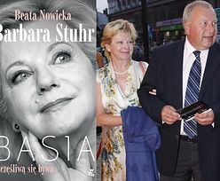"""Żona Jerzego Stuhra też napisała książkę. """"Każdy związek ma ciemniejszą stronę"""""""
