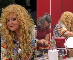 """Magda Gessler w """"Big Brother2""""! Większym uczestniczkom zaleciła mniej jeść, a niewyżytym... zadowalać się za skrzynką po warzywach"""