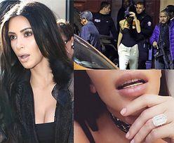 """Kim Kardashian o napaści: """"Bałam się, że zostanę zgwałcona!"""""""