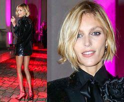 """Anja Rubik zachwyca na 40. urodzinach niemieckiego """"Vogue'a"""". Ma najładniejsze nogi na świecie? (FOTO)"""