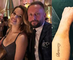 Durczok i Oleś chwalą się podobnymi tatuażami z okazji Walentynek. Romantyczne? (FOTO)