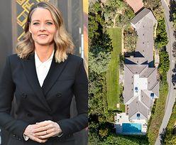 Jodie Foster wystawiła na sprzedaż dom w Beverly Hills! Chce za niego równowartość 60 milionów złotych... (ZDJĘCIA)