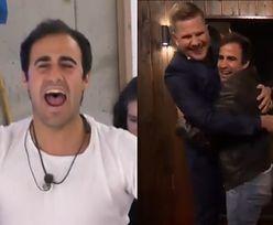 """""""Big Brother 2"""": Zachwycony werdyktem Vasyl skacze z radości już na wolności: """"COŚ PIĘKNEGO! Fajnie, że tu jestem"""""""