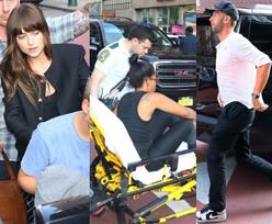 Dakota Johnson i Chris Martin POTRĄCILI KOBIETĘ w Nowym Jorku!