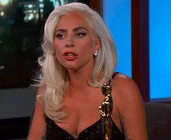 """Lady Gaga u Kimmela komentuje romans z Cooperem: """"Media społecznościowe to toaleta Internetu"""""""