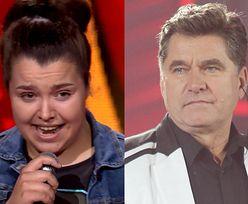 """Córka gwiazdy Bayer Full wystąpiła w """"The Voice od Poland"""". Sławomir Świerzyński jej kibicował"""