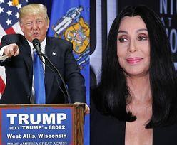 """Cher kłóci się z fanką o przyjmowanie uchodźców: """"Nie wierzysz? Miej oczy szeroko otwarte, s*ko!"""""""