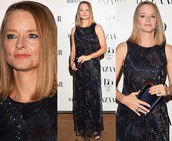 """Jodie Foster odbiera nagrodę dla """"kobiety roku"""""""