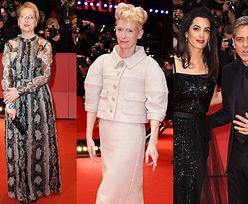 Meryl Streep, Tilda Swinton i George Clooney na Berlinale (ZDJĘCIA)