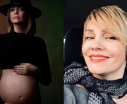 """Weronika Marczuk z ciążowym brzuszkiem rozprawia o trudach życia: """"O ciężkich i pięknych chwilach trzeba rozmawiać"""""""