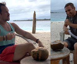 """Łukasz Jakóbiak i Robert Gryn wypoczywają na Bali i opowiadają o """"przebudzeniu umysłu"""" po psychodelicznych roślinach: """"Żyjemy na jakimś kamieniu, który krąży wokół płonącej gwiazdy"""""""