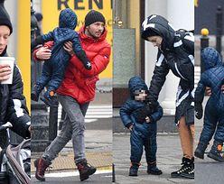 Bohaterscy Boczarska i Banasiuk ratują dwuletniego synka przed niebezpieczeństwem (ZDJĘCIA)