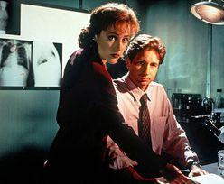 Fox Mulder i Dana Scully wracają po 14 latach... (STARE ZDJĘCIA)