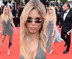 Doda w SREBRNEJ MINI kibicuje Polakom w Cannes (ZDJĘCIA)
