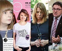 """Gwiazdy i politycy reagują na okładkę """"Wysokich Obcasów"""": """"Jedna z NAJOBRZYDLIWSZYCH. Aborcja NIE JEST OK!"""""""