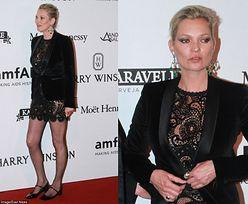 Kate Moss, Naomi Campbell i Ricky Martin na gali amfAR (ZDJĘCIA)