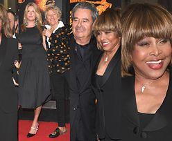 Wzruszona, 78-letnia (!) Tina Turner na premierze musicalu o jej życiu (ZDJĘCIA)