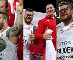 Polscy lekkoatleci cieszą się z medali w Londynie (ZDJĘCIA)