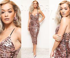 Gwiazdy na pokazie Toma Forda: Rita Ora, Julianne Moore, Naomi Campbell... (ZDJĘCIA)