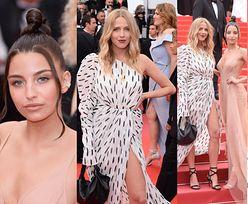 Piękna Wieniawa i stylowa Jessica Mercedes pozują fotoreporterom w Cannes (ZDJĘCIA)