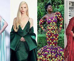 Złote Globy 2021: NAJLEPSZE kreacje gwiazd na gali - Elle Fanning, Anya Taylor-Joy, Viola Davis (ZDJĘCIA)