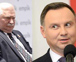 """Rozsierdzony Lech Wałęsa uderza w Andrzeja Dudę: """"MUSI BYĆ ROZLICZONY"""""""