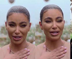 """Zalewająca się łzami Kim Kardashian zapowiada finałowy sezon """"KUWTK"""": """"Nie zostawiłbym was bez naprawdę brzydkich, płaczących min"""" (ZDJĘCIA)"""
