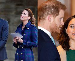 """Książę William i Kate Middleton planują """"SEKRETNY WYJAZD"""" do USA! Chcą ODWIEDZIĆ Meghan i Harry'ego..."""