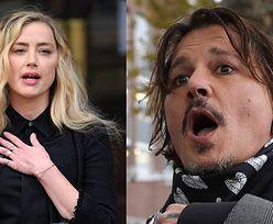 """Johnny Depp jednak może być nazywany """"ŻONOBIJCĄ""""! Amber Heard triumfuje"""