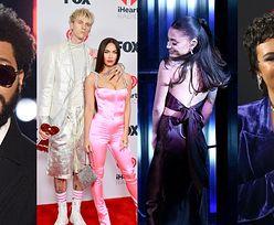 iHeartRadio Music Awards: Demi Lovato po coming oucie, Megan Fox i Machine Gun Kelly, The Weeknd... (ZDJĘCIA)