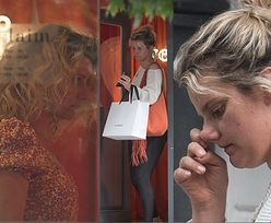 Zofia Zborowska wspiera Jessikę Mercedes, kupując ciuszki w jej butiku (ZDJĘCIA)