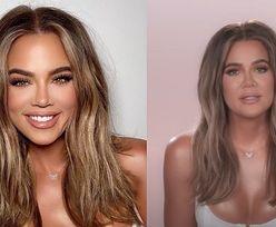 """Khloe Kardashian jednak MAJSTROWAŁA przy niesławnym zdjęciu? Pokazała """"prawdziwą twarz"""" na planie reality show"""