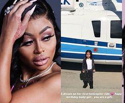 """Blac Chyna WŚCIEKŁA na Kylie Jenner: """"Zabrała moją córkę na pokład helikoptera Bryanta bez mojej zgody!"""""""