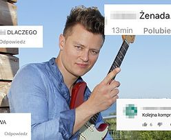 """Internauci MASAKRUJĄ wybór Rafała Brzozowskiego na Eurowizję: """"WSTYD I CHAMSTWO"""""""