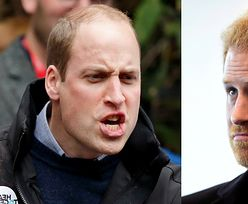 """To książę William jako pierwszy odsunął się od Harry'ego?! """"WYRZUCIŁ GO ze wspólnej posiadłości"""""""