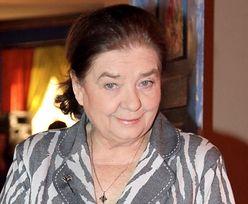 Pogrzeb Katarzyny Łaniewskiej. Aktorka miała specjalne życzenie