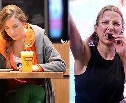 """Ewa Chodakowska """"OKRUTNIE CIERPI"""" patrząc na ludzi jedzących fast food. """"Rzucam spojrzenia w tę stronę"""""""