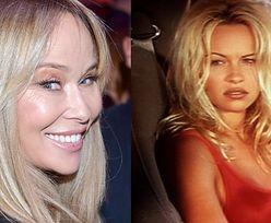 """Joanna Przetakiewicz hasa po plaży w skąpym stroju kąpielowym! Niczym Pamela Anderson w """"Słonecznym patrolu""""? (WIDEO)"""