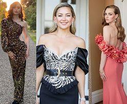 Złote Globy 2021 Z DOMU: Kaley Cuoco, Lily Collins, Kate Hudson, Amanda Seyfried... (ZDJĘCIA)