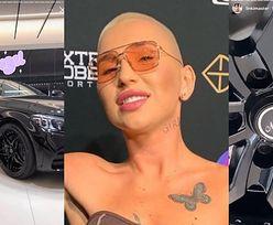 Marta Linkiewicz kupiła nowego Mercedesa, ale zapomniała zdać test na prawo jazdy