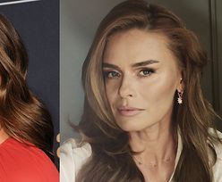 "Natasza Urbańska jak... Brooke Shields. Fani: ""Piękna i elegancka, ale tak jakby 10 lat starsza"""