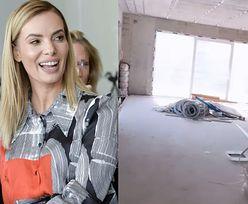 """Izabela Janachowska relacjonuje... budowę nowego apartamentu. """"Mamy ambitny plan zakończyć remont JAK NAJSZYBCIEJ"""""""