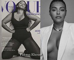 """Modelka plus size PO RAZ PIERWSZY na okładce """"Vogue Polska""""! Internauci: """"Wyszła NUDA"""" (ZDJĘCIA)"""