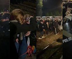 Zakaz aborcji. Protest poszedł pod dom Jarosława Kaczyńskiego (ZDJĘCIA)