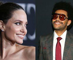 Angelina Jolie i The Weeknd zostali przyłapani NA RANDCE!