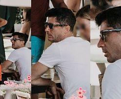Anna i Robert Lewandowscy w towarzystwie znajomych relaksują się w restauracji na Majorce (ZDJĘCIA)