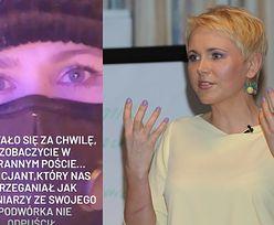"""Anna Samusionek relacjonuje Strajk Kobiet: """"Myślałam, że jeszcze chwila i DOSTANĘ W TWARZ"""""""