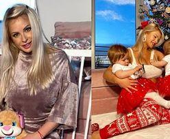 """Paula Tumala narzeka na trudy macierzyństwa: """"SAMA SIEBIE PODZIWIAM"""""""