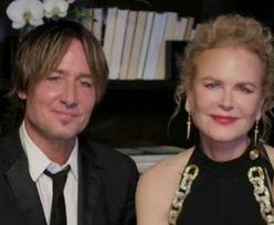 Złote Globy 2021: Wystrojona w suknię Louis Vuitton Nicole Kidman pokazuje córki!